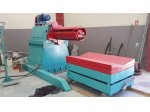 Corrugated Metal Sheet Roll Forming Line