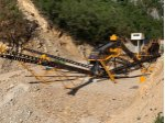 Fabo 250-350 Ton/saat Kapasiteli Sabit Taş Kırma Eleme Tesisi