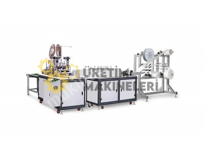 Mask Machine With 172.800 Pc Production Per Day