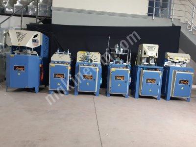 Sıfır 6Lı Pvc Set Makinalar