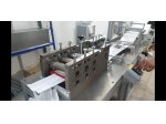 Fully Automated 3  Ply Surgical Face Mask Machine 150K/day