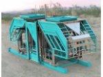 42 li briket parke taşı makinası