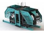 Satılık Briket Parke Taşı Makinaları 30 Lu