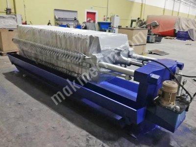 Hidrolik Filtre Pres Makinesi