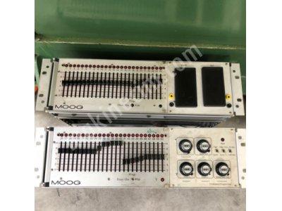 Parizyon Kontrol Ünitesi, Moog