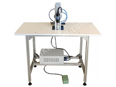 ultrasonik maske lastik yapistirma kaynak makinesi maske lastik yapistirma makinesi