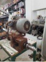 2. El Odun Kesme Makinesi Düzeneği