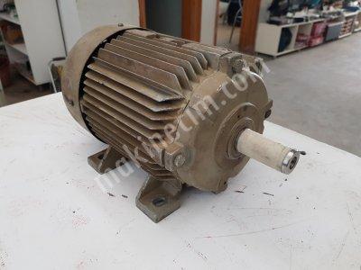 2. El Elektrik Motoru Abana 4Kw 5.5Hp 3000Dd 380V. Sn166