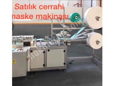 Cerrahi Maske Makinası