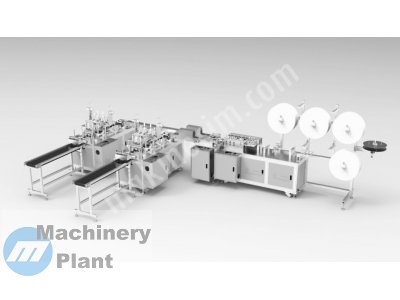 Maske Üretim Makinası