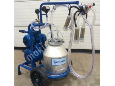Tekli süt sağma makinesi