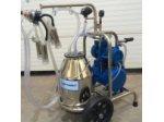 Tekli Paslanmaz Süt Sağma Makinesi