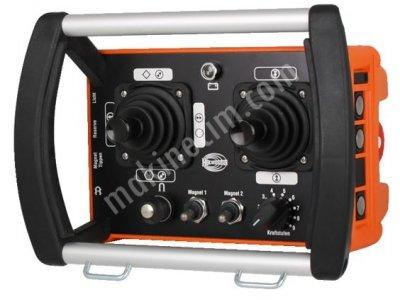 516 Spectrum1 - Magnet Vinçleri İçin Kablosuz Vinç Kumandası (Joystikli)