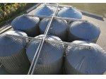1050 Tonluk Çelik Silo-İkinci El Fiyatına Sıfır