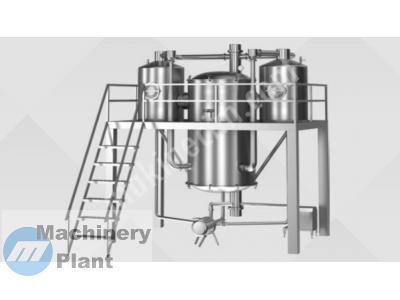 20 Ton Yogurt Üretim Tesisi