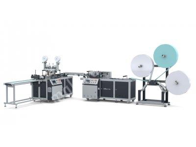 Dt-9700 Full Otomatik Ultrasonik Cerrahi Maske Makinası