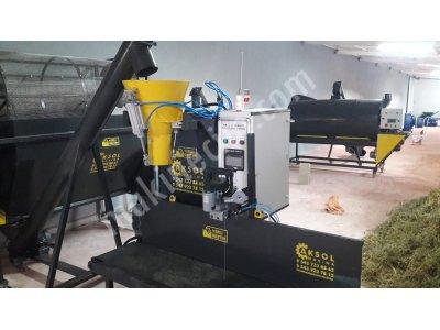 Otomatik Çuvallama Makinesı