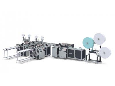 Dt-9720 Full Otomatik Ultrasonik Cerrahi Maske Makinası