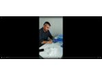 Ultrasonik Maske Lastik Yapıştırma (Punta) Makinası
