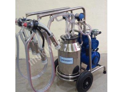 Süt sağma makinesi