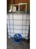 kompost çay yapım makinası