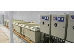 Elektropolisaj sistemi - 500 lt hat şeklinde