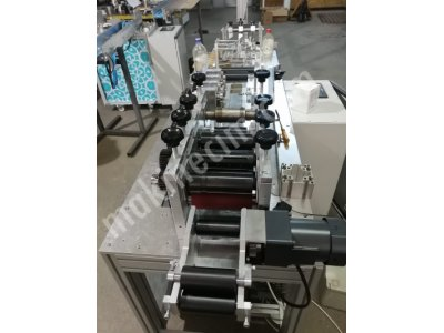 Full Automatic Ultrasonic Mask Machine