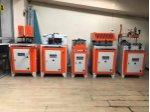 Pvc Makinaları Plastmak Marka 5 Li Set Full Otomatik Bakımlı