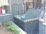Makaslı Tip Engelli Platform Asansörü, Asansör