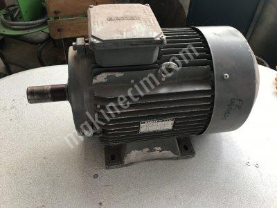 7,5 Kw 1500 D/d Elektrik Motoru
