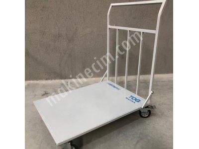 Koli Taşıma Arabası 200 Kg Kapasiteli 60X80