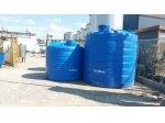 Poletilen Su Depoları 10 Tonluk 5 Tonluk Depo Satılık