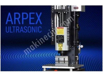 ultrasonik plastik kaynak makinasi