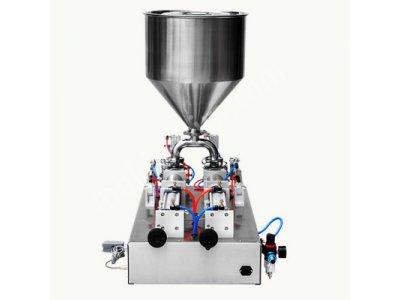 Antibakteriyel Jel Dolum Makinası  (200-1500 Ml)