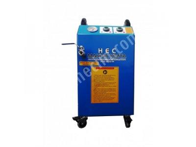 Buharlı Temizlik Makinesi 18 Lt Depolu 380 V 16 Bar