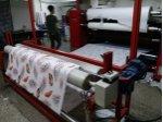 Hazar Dijital Süblime Baskı (60 Cm) Makinesi
