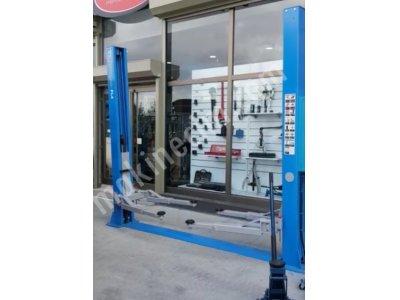 Forsage 4 ton hidrolik sütunlu oto kaldırma lifti