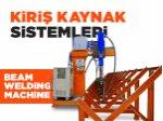 Robotik Kiriş Kaynak Makinası
