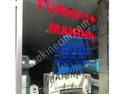 Türkkan Makinadan Sıfır Fırsat Ürünü 80 Lik Kırma