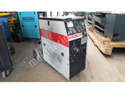 Fimer 220 Volt Mıg Hm 230 Gazaltı Kaynak Makinesi