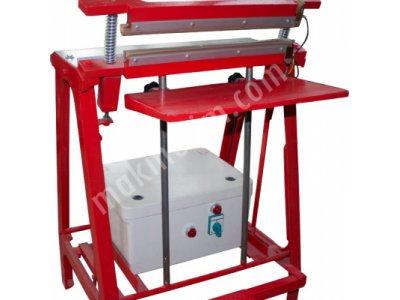 Soğuk Çene Yapıştırma Makinesi