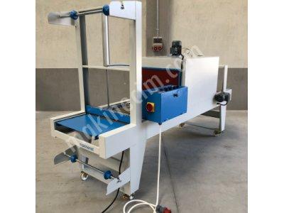 Şirink Ambalaj Makinesi Sıfır Üretim 2 Yıl Garanti