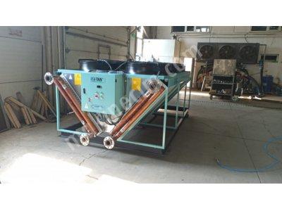 Dry Cooler-Termokonvektör-Kapalı Sistem Kule