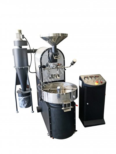 SHOP TYPE ROASTING MACHINES ( FoodMak 500 Gr)