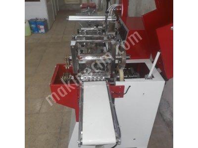Rol Ekmek Paketleme Makinesi