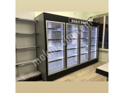 Sütlük Şişe Soğutucu Meşrubat Dolabı (05512314500 - 05525314500)