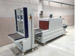 Tgs60L Yarı Otomatik 60X45X200 Tünelli Long Shrink Ambalaj Makinesi