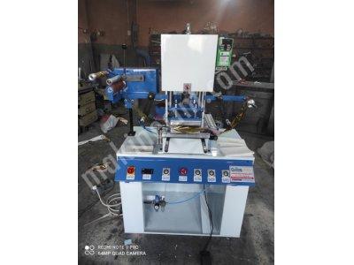 Peçete Kağıt Yaldız Varak Baskı Makinesi Kabartma Ve Yaldız Transfer Makinesi