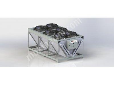Thermokonvektör - Dry Cooler Kapalı Sistem Kule