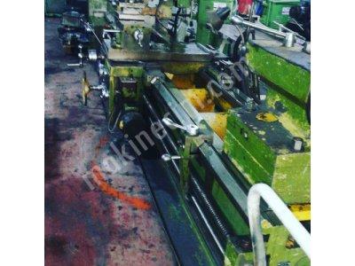 3 Metre Torna 900 Çap Kızaklar Çok Temizdir.otomatik Rabit Model